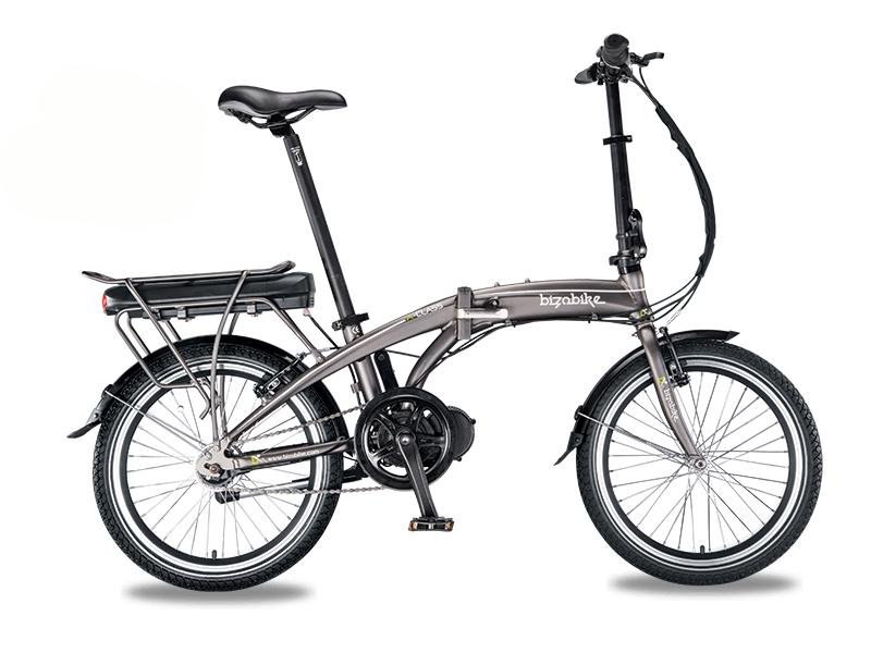 Elektrische vouwfietsen het verzet for Minimalistische fiets